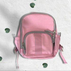 Pottery Barn Mini Backpack Pink